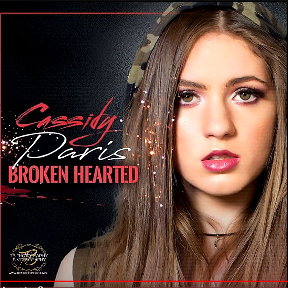 CASSIDY PARIS - SONG FOR THE BROKEN HEARTED